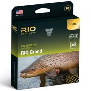 RIO Grand Elite Fliegenschnur WF #4 F