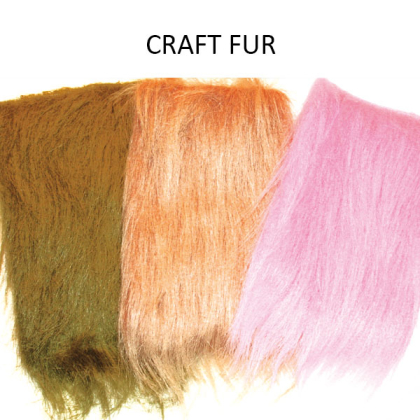 Craft Fur Hot Lime
