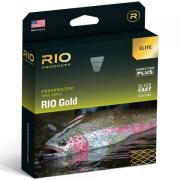 RIO Elite Gold Fliegenschnur WF5F