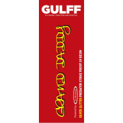 GULFF Grand Daddy Silver Glitter 15ml