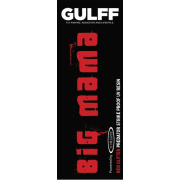 GULFF Big Mama Red Glitter 15ml