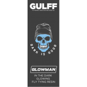 GULFF GLOWMAN Nachtleuchtendes UV Epoxy 15ml