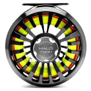 Guideline Halo Black Stealth Fliegenrolle