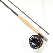 "Ron Thompson Steelhead Pro 86"" #4-5 Fliegenruten-Set..."