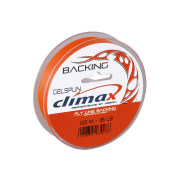 Climax Micro Backing Hi-Vis Orange 20lb 50m