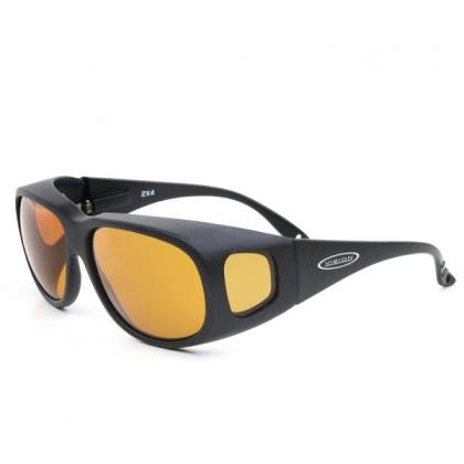Vision 2X4 Polarflite Sonnebrille Gelb
