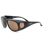 Vision 2X4 Polarflite Sonnebrille Braun
