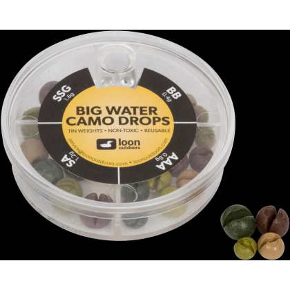 Loon Skinny Water Camo Drops