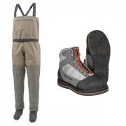 Simms Tributary Watset 2021 (Schuhe mit Filzsohle)