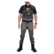Simms Freestone Chest Pack Pewter