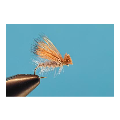 Elk Hair Caddis Grey #12