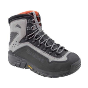 Simms G3 Guide Boot Steel Grey Watschuh Vibram