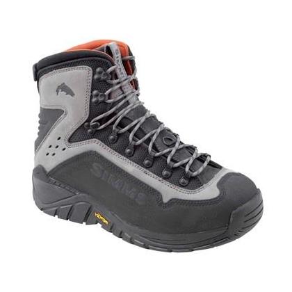 Simms G3 Guide Boot Steel Grey Watschuh Vibram 12