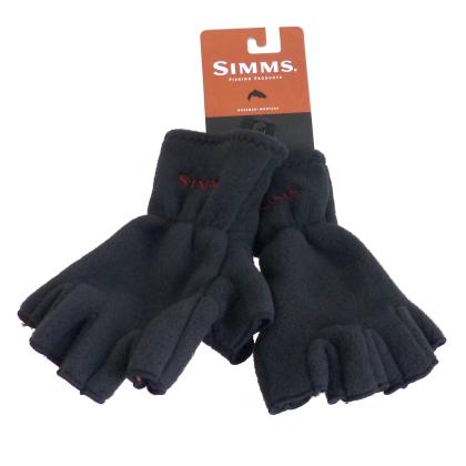 Freestone Half-Finger Glove Black M