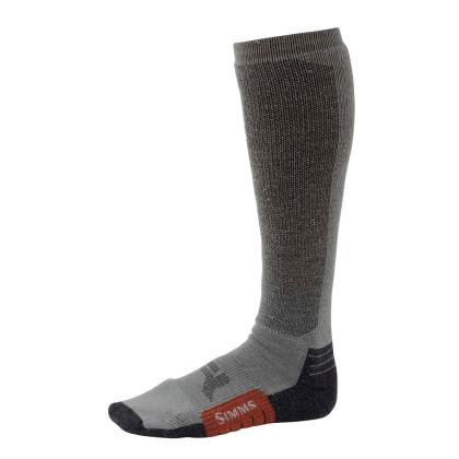 Guide Midweight Sock Gunmetal L