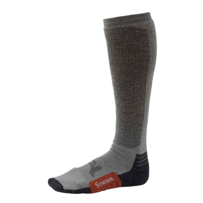 Guide Midweight Sock Gunmetal XL