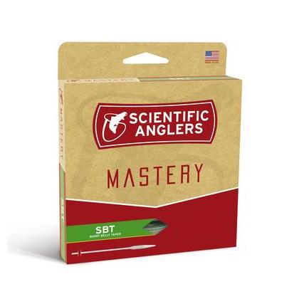 Mastery SBT Dk.Willow/Orange/Dk.Willow tip WF-5-F