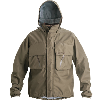 Vision KURA SOFT Jacket Olive Brown