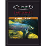 Vision Polyleader Light Trout 5 feet