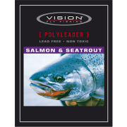 "Vision Polyleader Salmon & Seatrout 100"" Extra..."