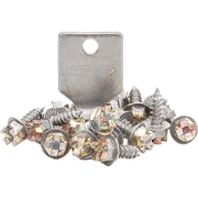 Vision Tungsten Studs 20 pcs + Tool