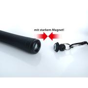 Watkescher, gummiert mit Magnetclip, Mittel