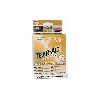 TEAR AID REPAIR KIT - A